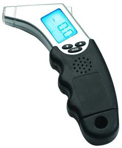 Image of Accutire Programmable Talking Tire Gauge