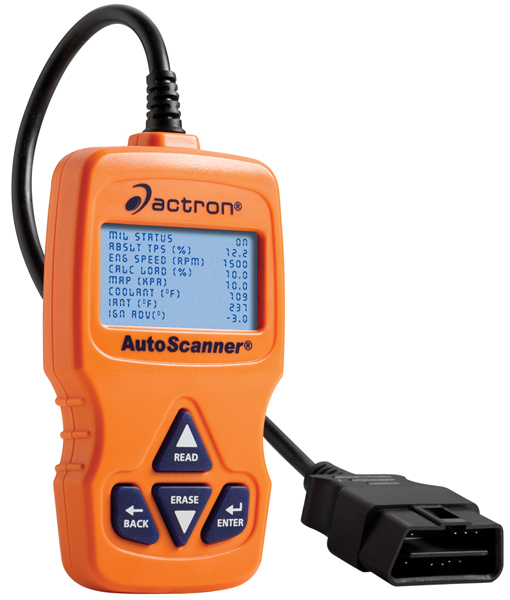 Image of Actron CP9575 Trilingual OBD II & CAN Scan Tool