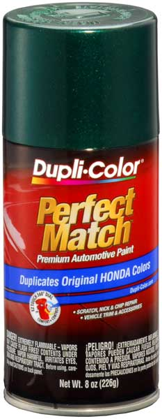 Image of Acura Honda & Isuzu Vehicles Clover Green Pearl Auto Spray Paint - G95P (1999-2004)