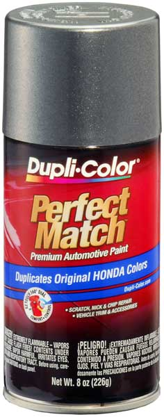 Image of Acura & Honda Vehicles Metallic Polished Metal Auto Spray Paint - NH737M (2008-2017)