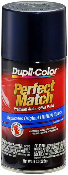 Image of Acura & Honda Vehicles Royal Blue Pearl Auto Spray Paint - B536P (2006-2014)