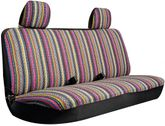 Prairie Stripe Full Size Bench Pick-Up Truck Seat Cover