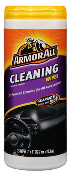 Image of Armor All Cleaning Wipes (25 ct)