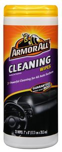 Armor All Cleaning Wipes (25 ct)