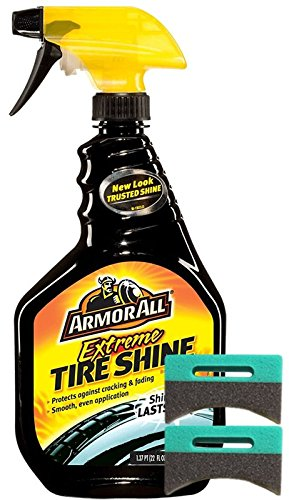 Image of Armor All Extreme Tire Shine (22 oz.) & Applicator Pads Kit