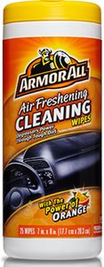 Armor All Orange Scented Cleaning Wipes (25 count)