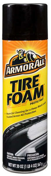 Image of Armor All Tire Foam Protectant (20 oz.)
