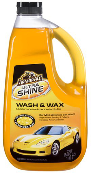 Image of Armor All Ultra Shine Wash & Wax