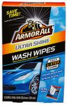 Armor All Ultra Shine Wash Wipes (12 Count)