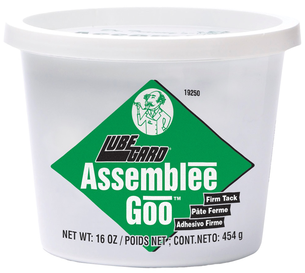 Image of Lubegard Assemblee Goo Firm Tack Assembly Lubricant (16 oz.)