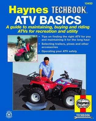 Image of ATV Basics Haynes Techbook