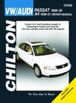 Audi A4 & Volkswagen Passat Chilton Repair Manual (1996-2005)