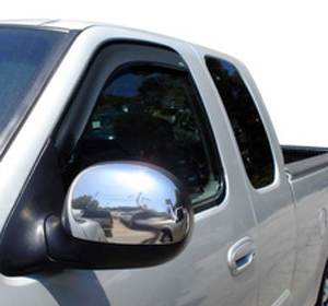 Image of Auto Ventshade 192754 Ford F-150 LD & F-250 LD 2-Piece In-Channel VentVisor (1997-2003)
