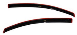 Auto Ventshade 192916 Toyota Yaris Coupe 2-Piece In-Channel VentVisor (2007-2011)