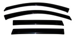 Auto Ventshade 94233 Lincoln Navigator & Ford Expedition 4-Piece VentVisor (1997-2017)