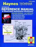 Automotive Reference Manual & Illustrated Automotive Dictionary