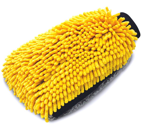 Image of AutoSpa Microfiber Max Total Clean All-Over Body Mitt