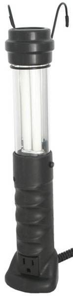 Image of Bayco 13 Watt Rough Duty Fluorescent Work Light (25 Ft. Cord)