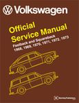 Bentley Volkswagen Fastback & Squareback Service Manual (1968-1973)