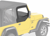 Bestop Replacement Door Skins For Jeep Wranglers