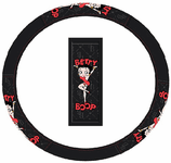 Betty Boop Chain Link Steering Wheel Cover