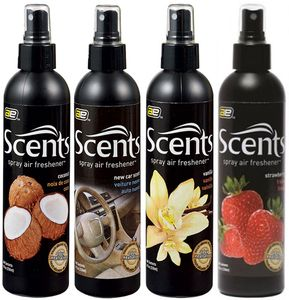 Auto Expressions Scents Air Freshener Sprays (8 oz.)