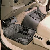 Black Armor All Weather Floor Mats