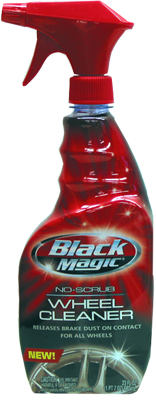 Image of Black Magic No-Scrub Wheel Cleaner