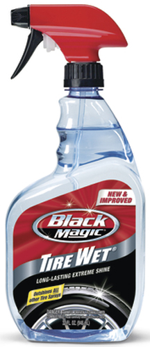 Image of Black Magic Tire Wet Spray (32 oz.)