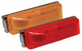 "Blazer 4"" LED Sealed Running Board Marker Light Kit"
