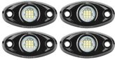 Blazer White LED Off-Road Lighting (4 Pack)