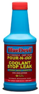 Blue Devil Coolant Stop Leak (16 oz)