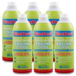 Blue Devil Engine Cool (16 oz) - 6 Pack