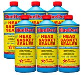 Blue Devil Head Gasket Sealant (32 oz.) - 6 Pack