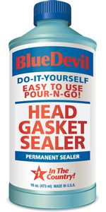 Blue Devil Head Gasket Sealer (16 oz)