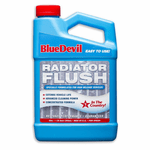 Blue Devil Radiator Flush - (32oz.)