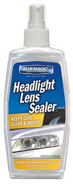 Image of Blue Magic Headlight Lens Sealer (8 oz)