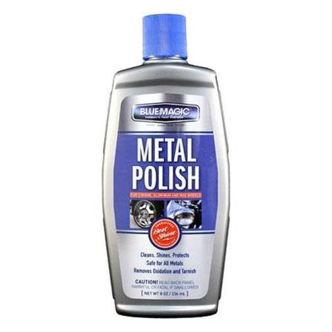 Image of Blue Magic Liquid Metal Polish (8 oz)
