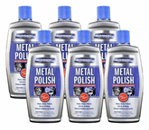 Blue Magic Liquid Metal Polish (8 oz) - Pack of 6