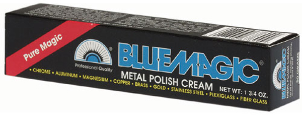 Image of Blue Magic Metal Polish Cream (3.5 oz)