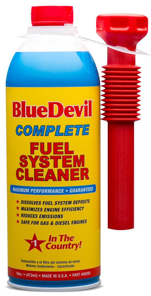 Image of Blue Devil Fuel System Cleaner (16 oz)