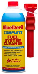 Blue Devil Fuel System Cleaner (16 oz)