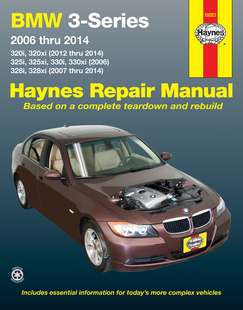 Vehicles Covered BMW 3-Series 320i & 320xi 325i 325xi 330i & 330xi &  328i & 328xi Does not include...