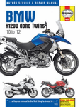 BMW R1200 dohc Twins Haynes Repair Manuals (2010-2012)