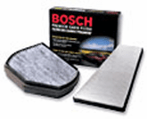 Bosch Activated Charcoal Cabin Filters