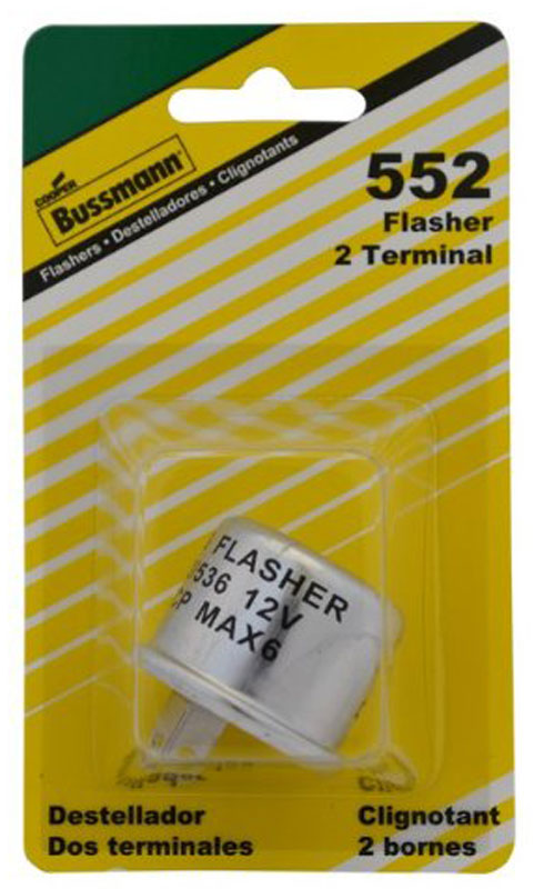 Image of Bussman 552 Flasher