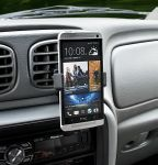 Bracketron Mi-T Smartphone, GPS & MP3 Air Vent Holder