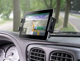 Bracketron NavGrip XL GPS, Tablet & Smartphone Dash Mount