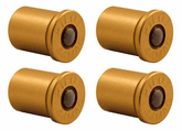 Pilot Six Shooter .44 Mag Tire Valve Caps - (4 Piece)