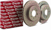 Brembo Brake Rotors - OE Replacements